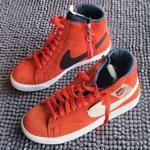 New women's Nike blazers High zip